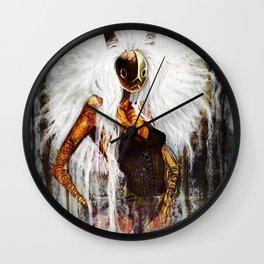 Velveteen Wall Clock