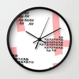 Lucky XIII | Tokyo Ghoul's Juuzou Suzuya Inspired | Powder Ver. Wall Clock