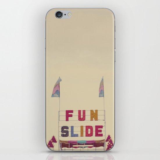 Fun Slide iPhone Skin