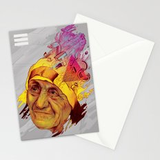 Madre Teresa Stationery Cards