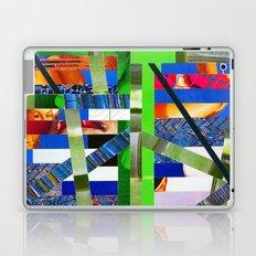 Agnes (stripes 16) Laptop & iPad Skin