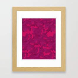 pavoni  Framed Art Print