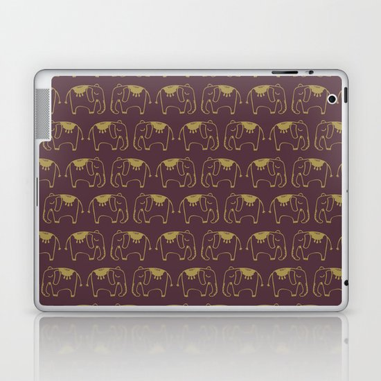 INDIAN ELEPHANTS Laptop & iPad Skin