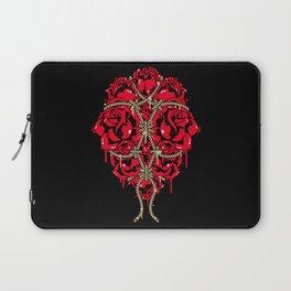 BOUND ROSES Laptop Sleeve