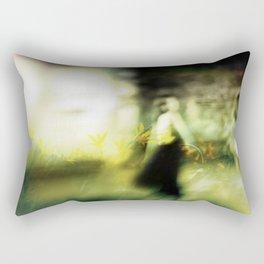 Dance in meadow Rectangular Pillow