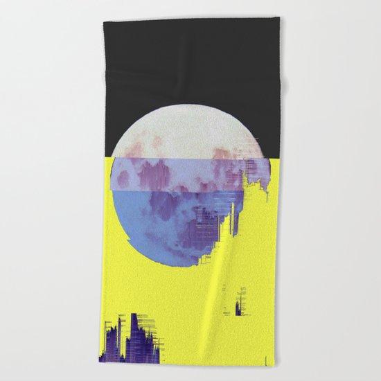 lnrlght Beach Towel