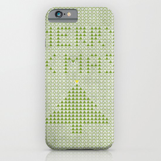 triangular wishes iPhone & iPod Case