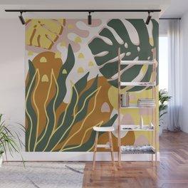 Floral Magic Wall Mural