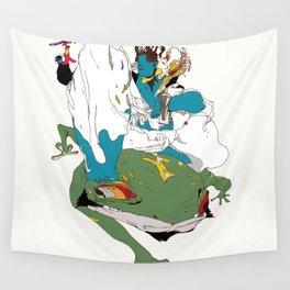 倭建 - YAMATOTAKERU Wall Tapestry