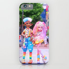 Decora Duo iPhone Case