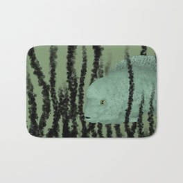 Under water Funky Fish Bath Mat