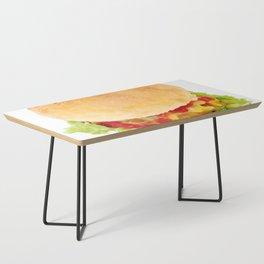 Hamburger Coffee Table