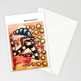 Bell Dancer Stationery Cards