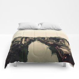 Ancient Water Town Comforters