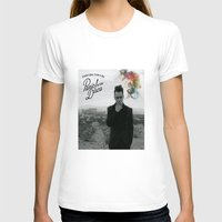 panic at the disco T-shirts featuring Panic! At The Disco Album Cover by marinasdiamonds