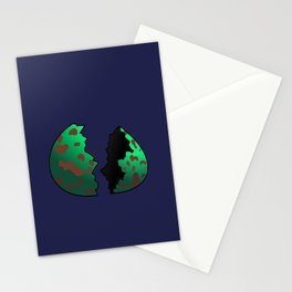 The Num Nums - The Egg Stationery Cards