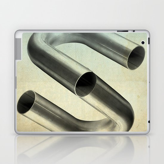impossible tubes Laptop & iPad Skin