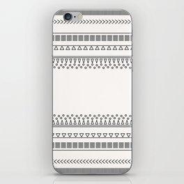 Tribal Pattern of Balondo iPhone Skin