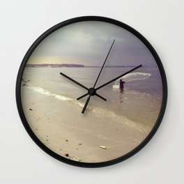 the traditional way Wall Clock