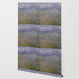 Monet, Water Lilies, 1915-1926 Wallpaper