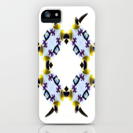 Take The Bull By The Horns iPhone Case