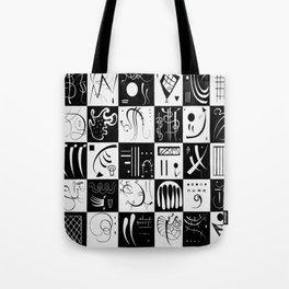 Wassily Kandinsky Thirty Tote Bag