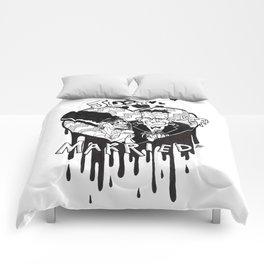 The New Mr. and Mrs. Frankenstein's Monster Comforters