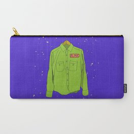 """Alone Shirt""  Carry-All Pouch"