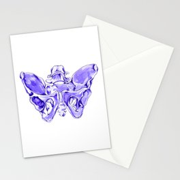 Lilac hip Stationery Cards