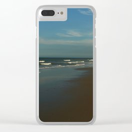 Litchfield By The Sea At Dawn Clear iPhone Case