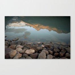 Lake Louise, Alberta Canvas Print