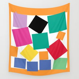 Square Elephant Wall Tapestry