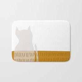 Coit Cat Pattern 3 Bath Mat
