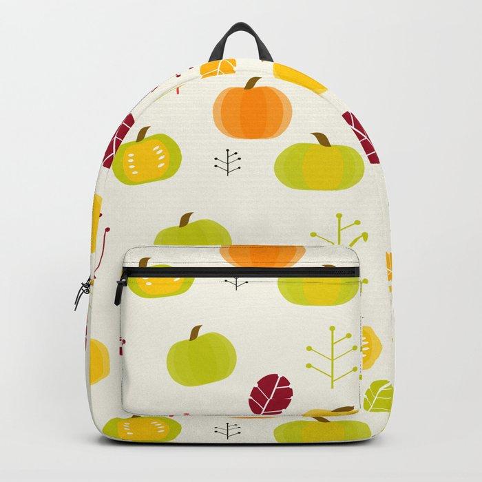 Pumpkin Storm Backpack