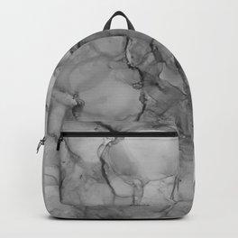grey smoke Backpack
