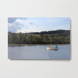 Randalls Bay, Tasmania Metal Print