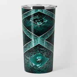 AzTECH Temple Travel Mug