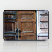 doors iPad Cases featuring Doors by Jessica Jimerson