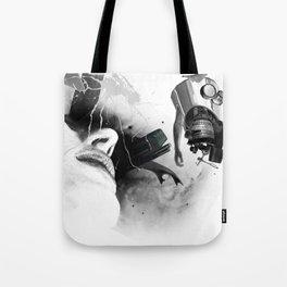 Expulsion Tote Bag