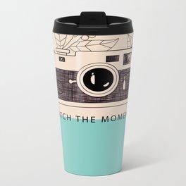 Catch the moment Metal Travel Mug