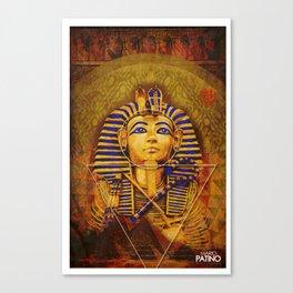 King Tut Canvas Print