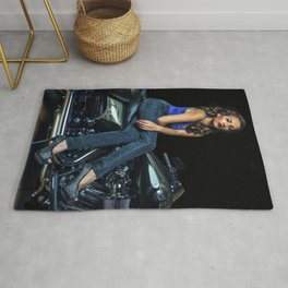 Pin-Up Classic Rug