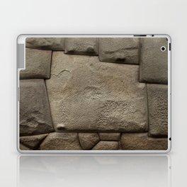 Twelve Sided Inca Stone Laptop & iPad Skin