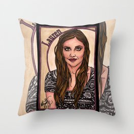 Lauren Throw Pillow