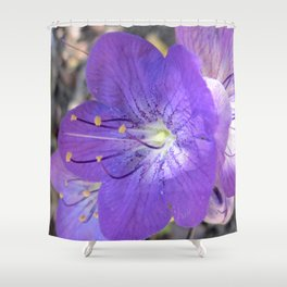 "Flower ""Early Morning"" Shower Curtain"