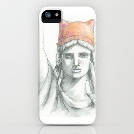 Liberty in PINK iPhone Case