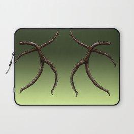 Stick Figure  Laptop Sleeve