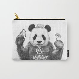 Punk Panda Carry-All Pouch