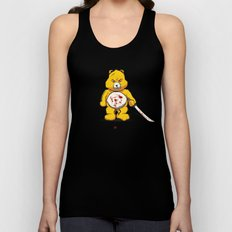 Killer Bear Unisex Tank Top