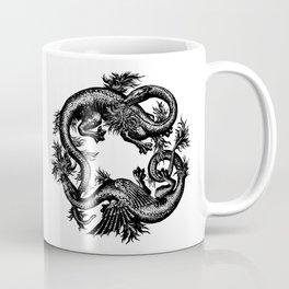 Salamander and Dragon Coffee Mug